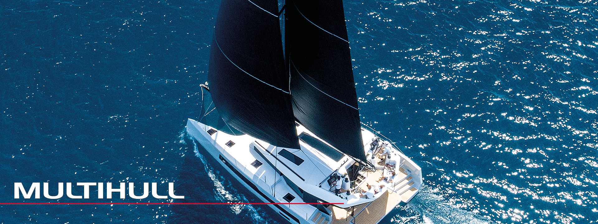 Multihulls sails