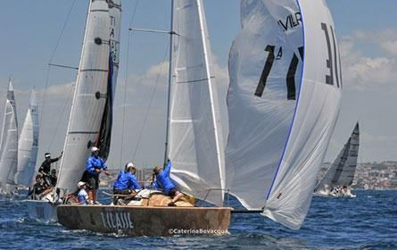 OneSails comes out on top in the 3rd Act of the Italian Este 24 Circuit