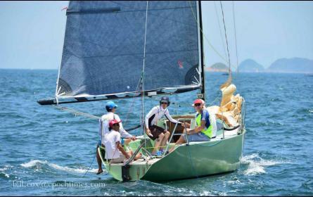 Hong Kong sail legend Tets Sakai passed away