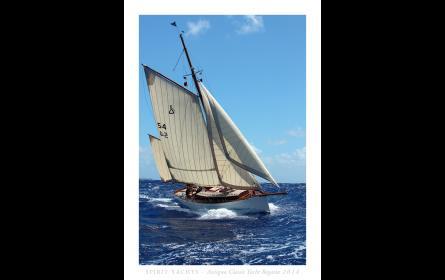 Spirit of Callisto nominated for Classic Boat Awards 2015