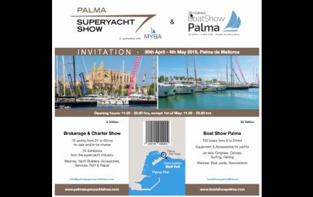 Palma Superyacht Show 2015