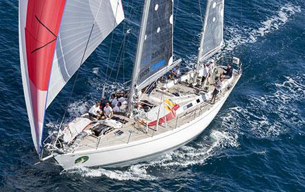 Rolex Volcano Race 2015, double podium for OneSails