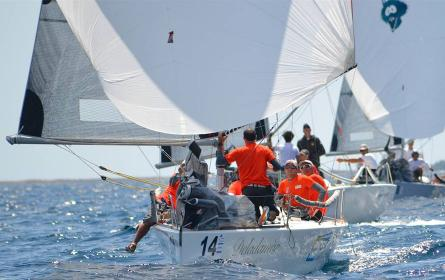 Platu 25 Italian Championship, full podium for OneSails