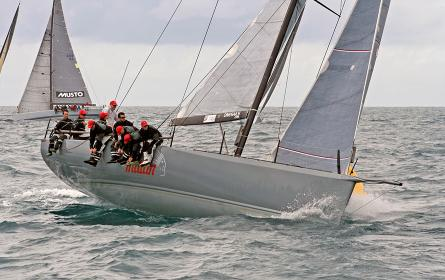 Onesails powers Indian to a race record!