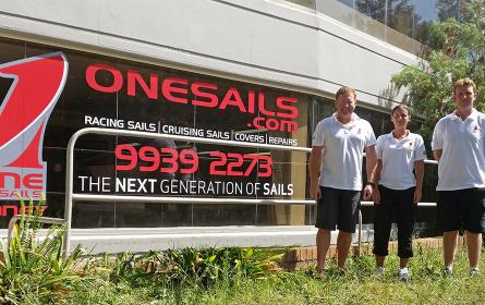 OneSails announces new Sydney loft