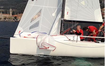 OneSails launches the gennaker retriever in the J70 class