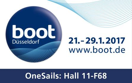 OneSails at BOOT Düsseldorf