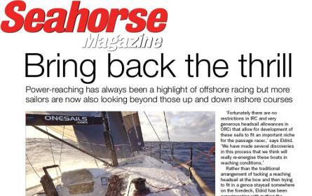 SeaHorse article