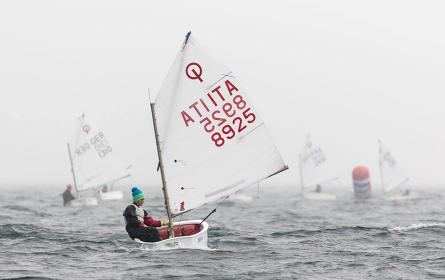 Marco Gradoni con OneSails vince il 36° Lake Garda Meeting Optimist