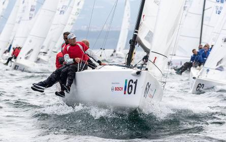 J/70 European Championship 2018 Spain