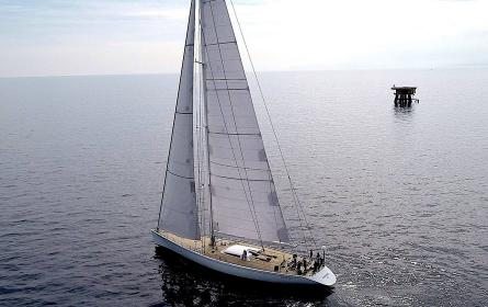 300 sqm 4T FORTE™ mainsail delivered!
