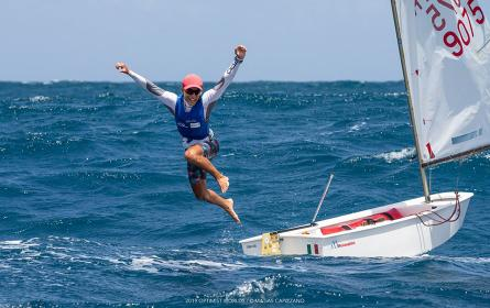 OneSails 2019 Optimist World Champion again!