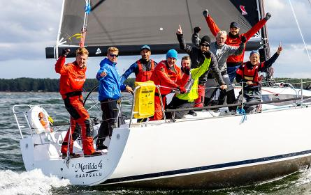 OneSails World ORC Champion 2021