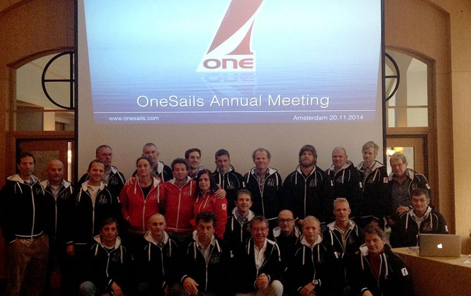 OneSails Annual Meeting 2014