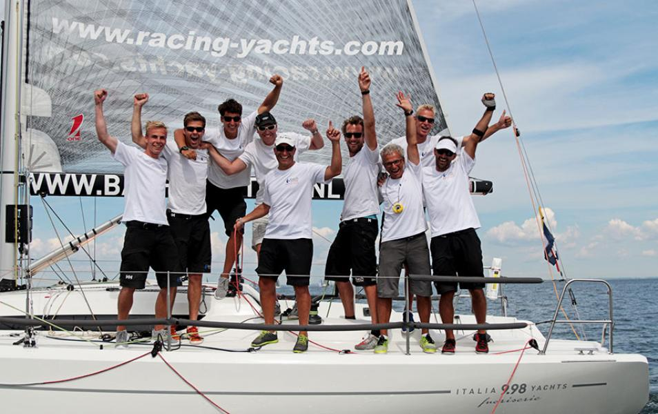 OneSails World and European ORCi Champion