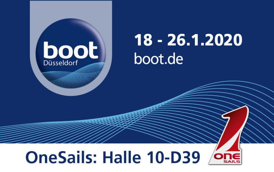 OneSails at BOOT Düsseldorf