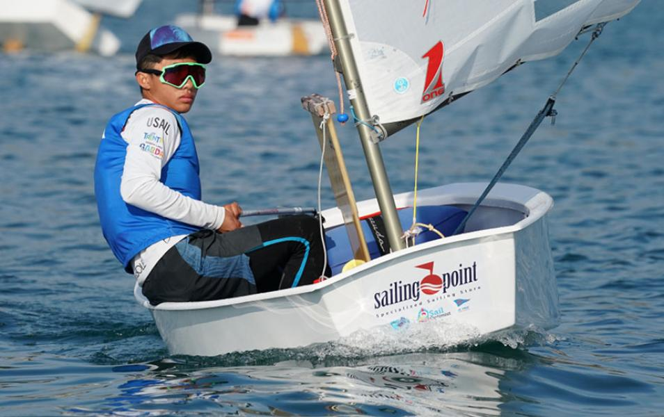 Campionato Europeo Optimist 2020