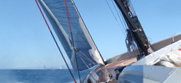 Headsail Trimming
