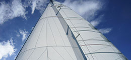 Panelled Sails