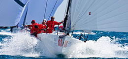 Racing Downwind Sails